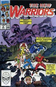 The New Warriors #2 (1990)