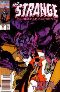 Doctor Strange, Sorcerer Supreme #20 (1990)