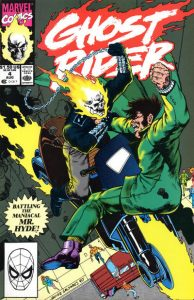 Ghost Rider #4 (1990)