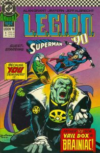 L.E.G.I.O.N. '90 Annual #1 (1990)