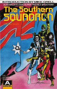 The Southern Squadron #1 (1990)