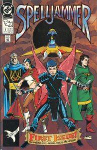Spelljammer #1 (1990)