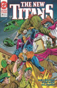 The New Titans #70 (1990)