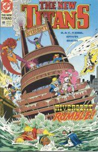 The New Titans #69 (1990)