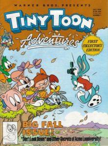 Tiny Toon Adventures Magazine #1 (1990)