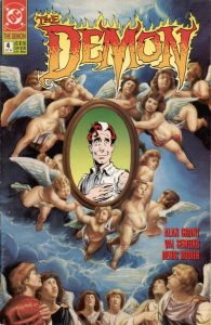 The Demon #4 (1990)