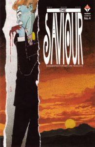 Saviour #4 (1990)