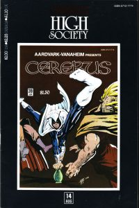 Cerebus: High Society #14 (1990)