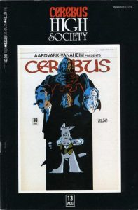 Cerebus: High Society #13 (1990)