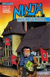 Ninja High School #19 (1990)