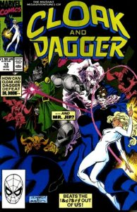The Mutant Misadventures of Cloak and Dagger #13 (1990)