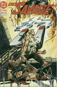 Doc Savage #23 (1990)
