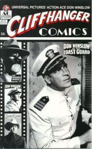 Cliffhanger Comics #2A (1990)