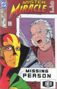 Mister Miracle #20 (1990)