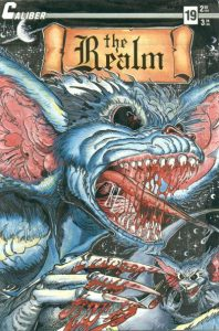 The Realm #19 (1990)