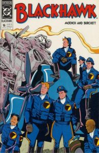Blackhawk #16 (1990)