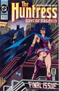 The Huntress #19 (1990)