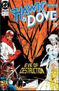 Hawk and Dove #17 (1990)