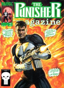 The Punisher Magazine #13 (1990)