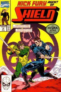 Nick Fury, Agent of S.H.I.E.L.D. #14 (1990)