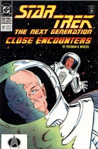 Star Trek: The Next Generation #12 (1990)