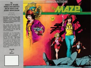 The Maze Agency #15 (1990)