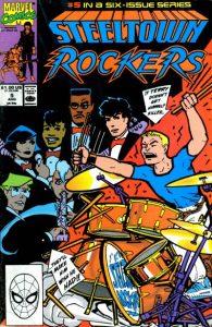 Steeltown Rockers #5 (1990)