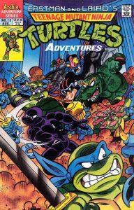 Teenage Mutant Ninja Turtles Adventures #13 (1990)