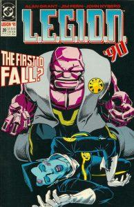 L.E.G.I.O.N. '90 #20 (1990)