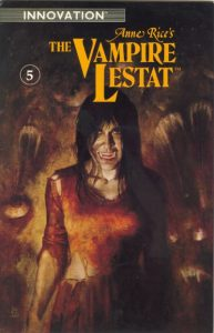 Anne Rice's The Vampire Lestat #5 (1990)