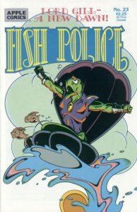 Fish Police #23 (1990)