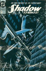 The Shadow Strikes! #13 (1990)
