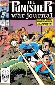 The Punisher War Journal #22 (1990)