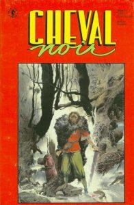 Cheval Noir #11 (1990)