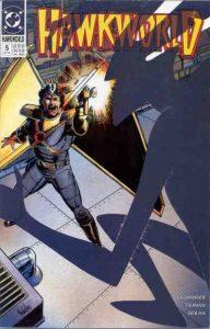 Hawkworld #5 (1990)
