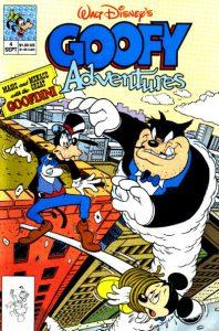 Goofy Adventures #4 (1990)