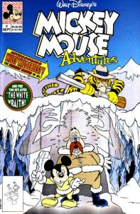 Mickey Mouse Adventures #4 (1990)