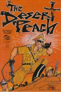 The Desert Peach #7 (1990)
