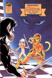Rhudiprrt, Prince of Fur #3 (1990)