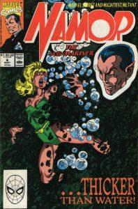 Namor, the Sub-Mariner #6 (1990)