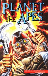 Planet of the Apes #5 (1990)
