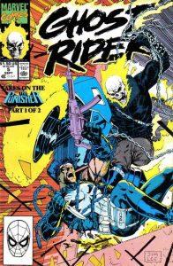Ghost Rider #5 (1990)
