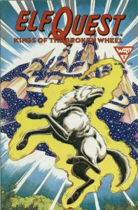 ElfQuest: Kings of the Broken Wheel #3 (1990)