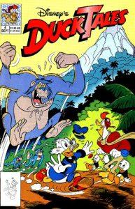 DuckTales #4 (1990)