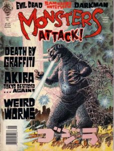 Monsters Attack #4 (1990)
