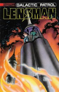 Lensman: Galactic Patrol #3 (1990)