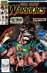 The New Warriors #3 (1990)