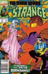 Doctor Strange, Sorcerer Supreme #21 (1990)