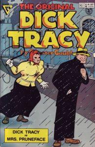 The Original Dick Tracy #1 (1990)