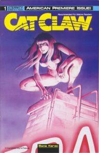 Cat Claw #1 (1990)